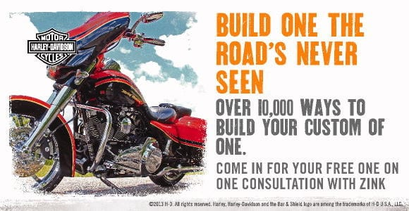 Southern Devil HD Chrome Consultant - Come in for your free one on one consultation